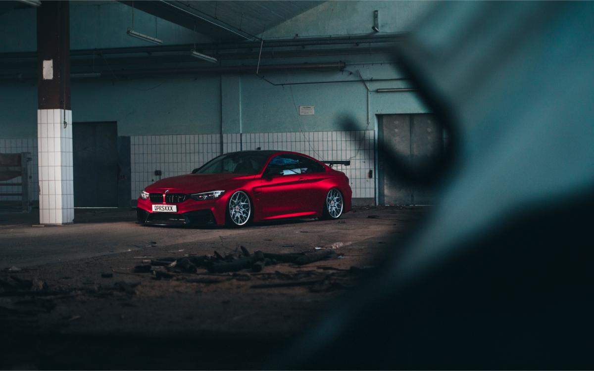 BMW M4 Poster 1