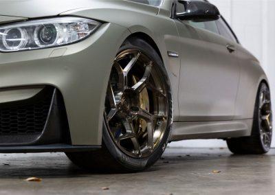 BMW M4 + Crypto